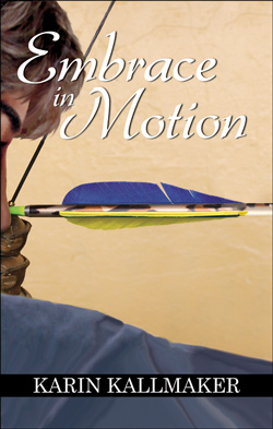 Cover Embrace in Motion by Karin Kallmaker