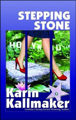 Cover of Stepping Stone by Karin Kallmaker