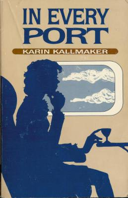 Original Naiad cover In Every Port 1989 Karin Kallmaker