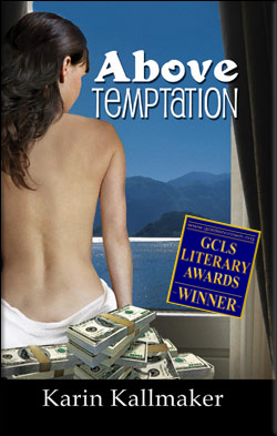 Cover, Above Temptation by Karin Kallmaker