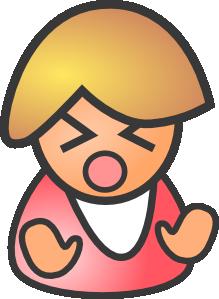 Female figure angry